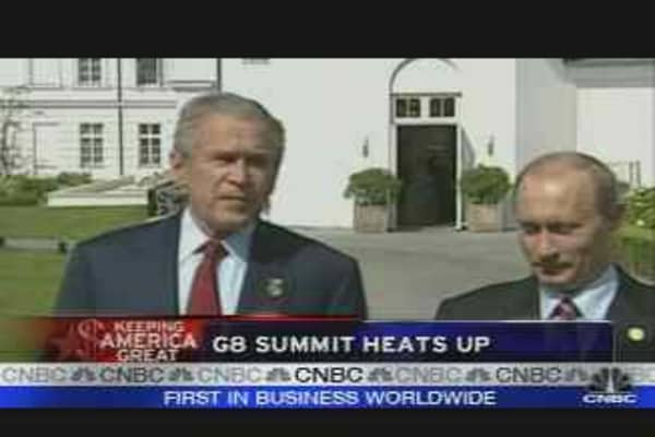 G8 Update: Climate Agreement