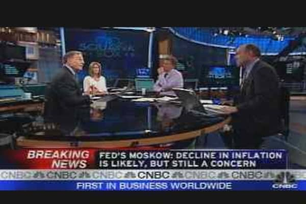 Michael Moskow Exclusive (pt.2)