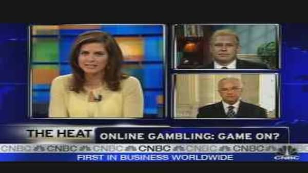 The Heat: Online Gambling
