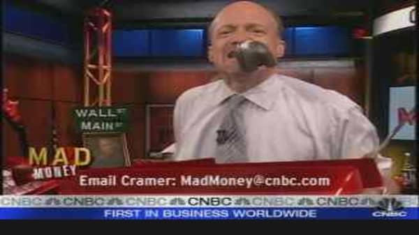 Mad Money Gameplan, Pt. 1