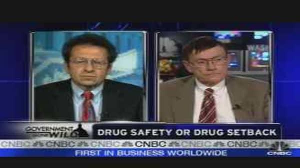 Drug Regulation