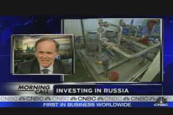 Investing in Russia