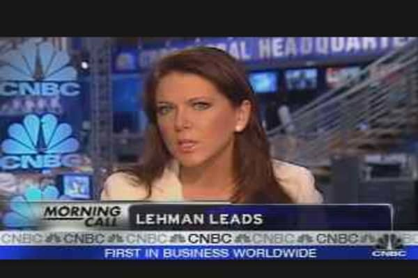 Lehman Earnings