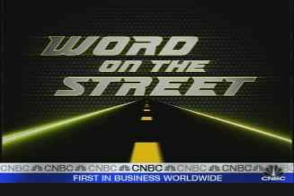 Word On The Street, Pt. 1