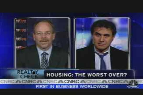 Housing: Rebound vs. Recession