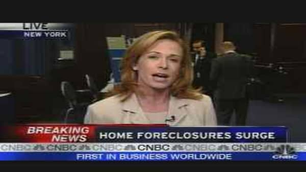 Realty Check: Foreclosure Numbers