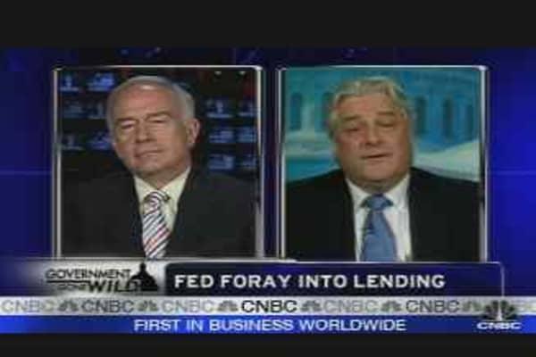 The Fed & Mortgage Lending