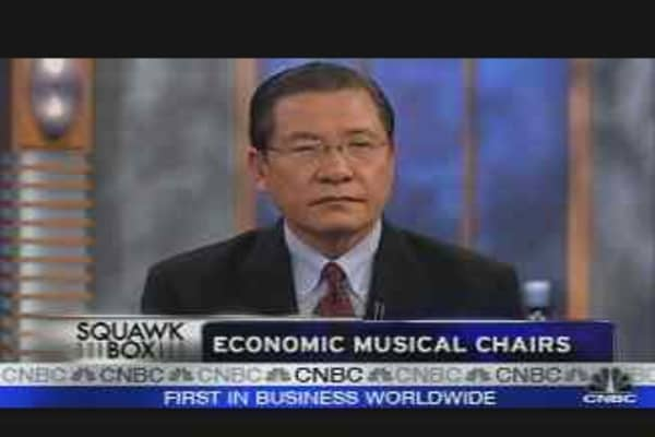 Economic Musical Chairs