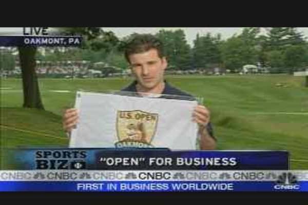 U.S. Open Begins