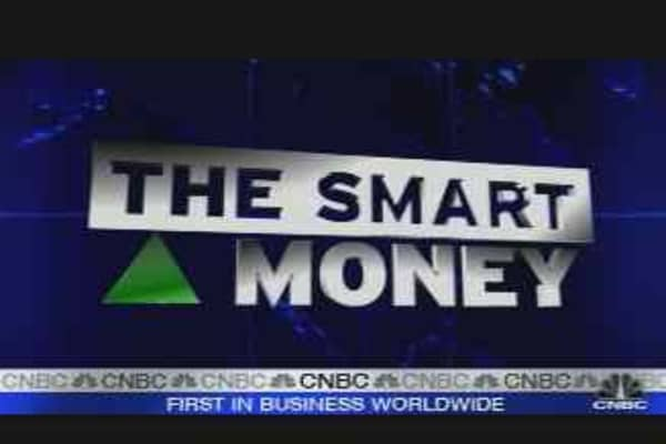 The Smart Money: Auto Parts