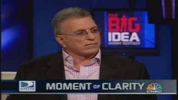 Moment of Clarity: John Giordano