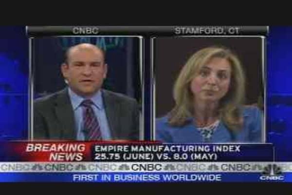 Bernanke Speech