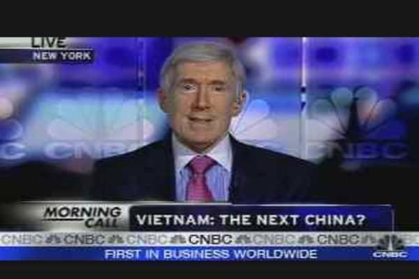 Vietnam the Next China?