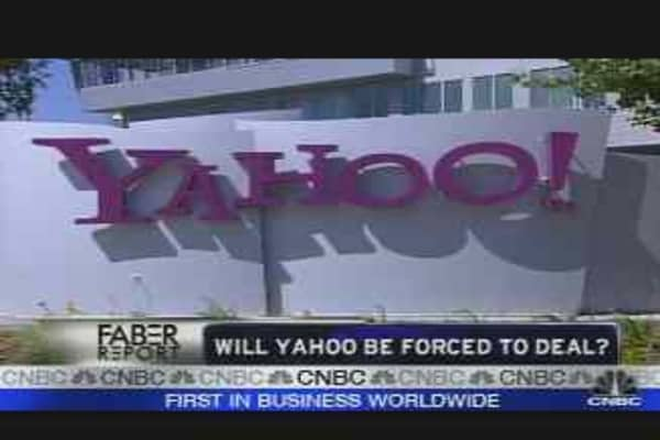 Faber Report: Yahoo