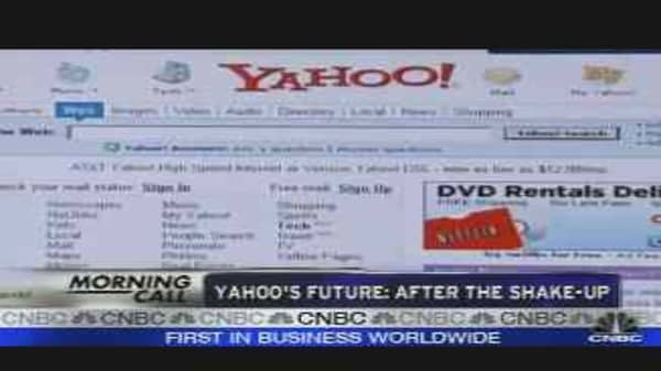 How Will Yahoo Reboot?