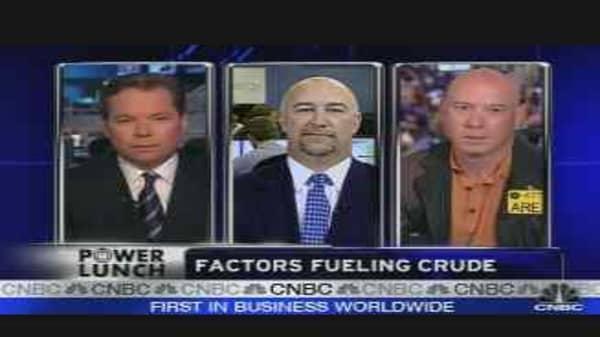 Crude's Slippery Factors