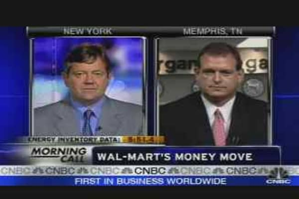 Wal-Mart's Financial Services