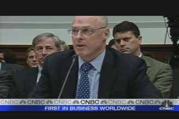 Paulson on China