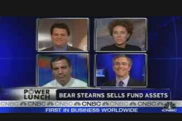 Banks Selling Bear Stearns Assets