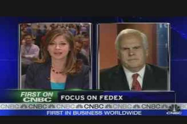 Focus on FedEx