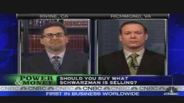 Investing in Blackstone