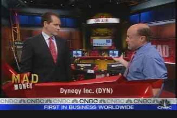 Dynegy CEO Speaks