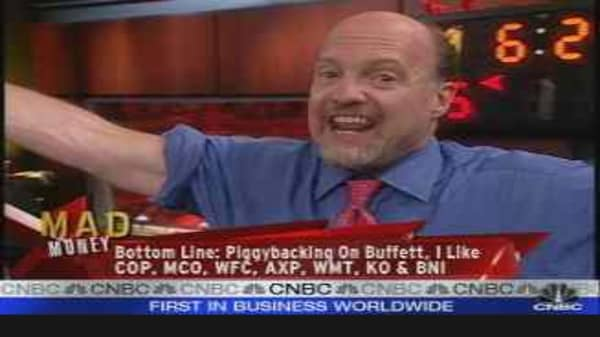 Cramer on Buffett (pt.2)