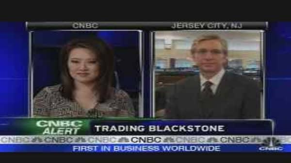 Blackstone's Stellar Debut