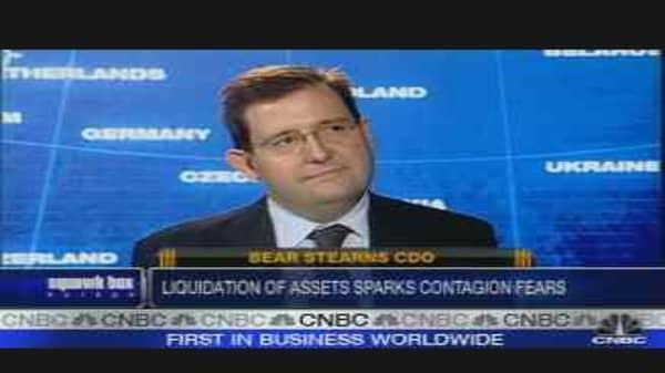 Bear Stearns' CDO Sale