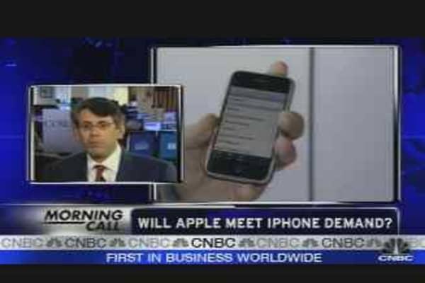iPhone Demand