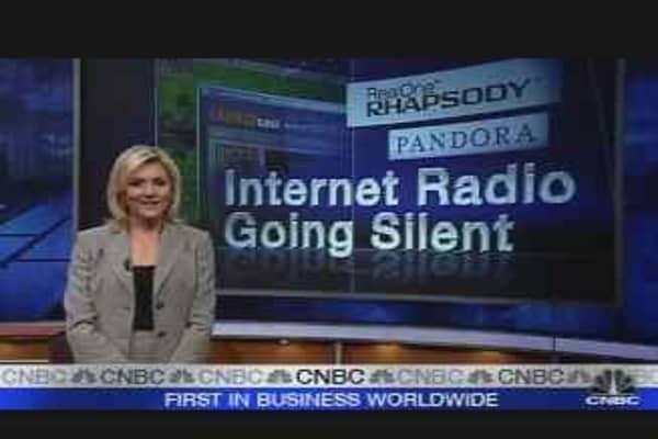 Internet Radio Fight