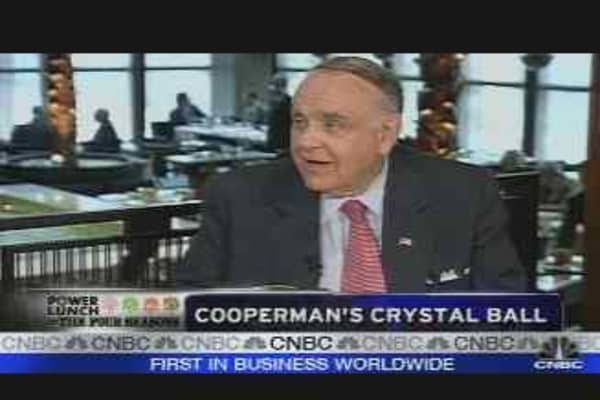 Cooperman's Crystal Ball