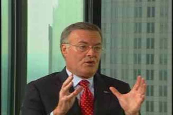 Kenneth D. Lewis, Bank of America, Pt. 2
