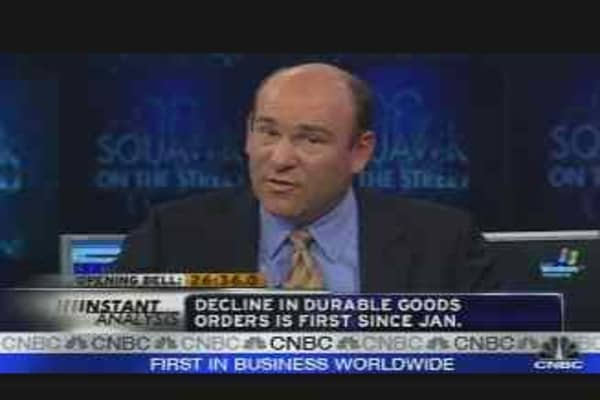 Durable Goods Report