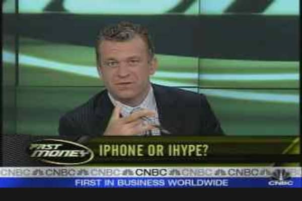iPhone or iHype?