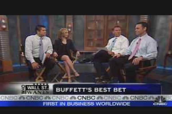 Buffett's Best Bet