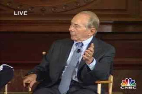 Maurice Greenberg, C.V. Starr CEO pt. 2