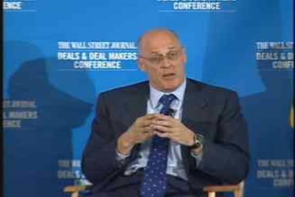Henry Paulson, Treasury Secretary Pt. 4