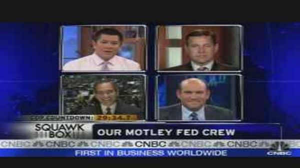Motley Fed Crew