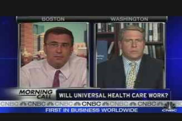 Will Universal Health Care work?