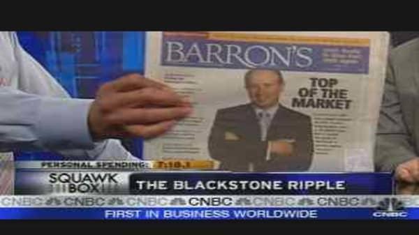 The Blackstone Ripple
