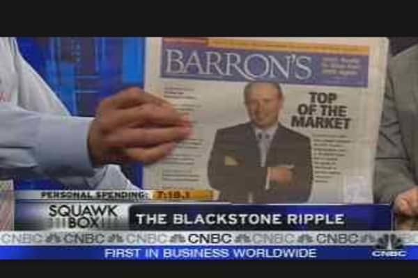 The Blackstone Ripple