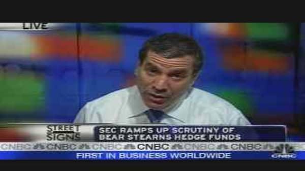 SEC Bears Down