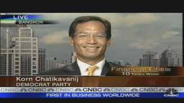 Increasing Investment & Consumption in Thailand