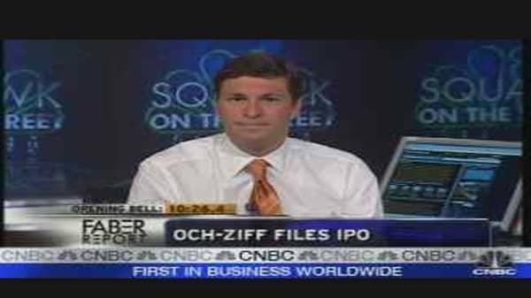 Och-Ziff IPO
