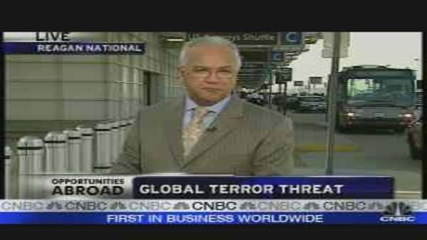 Global Terror Threat