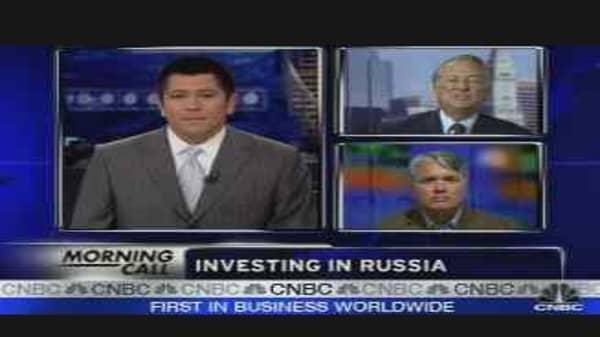 Investing in Russia