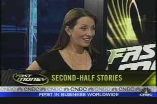Second-Half Stories