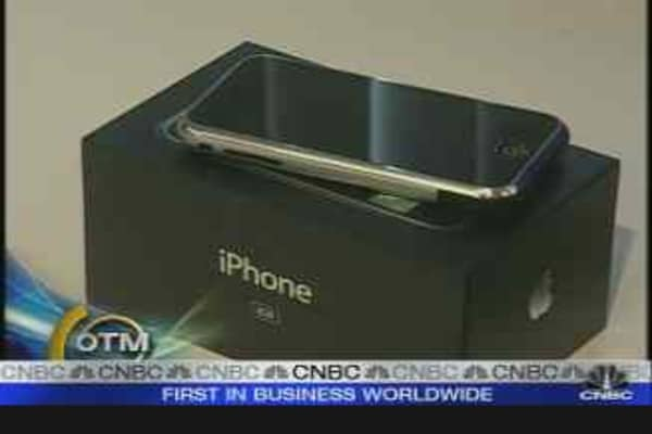 iPhone: Component Stocks
