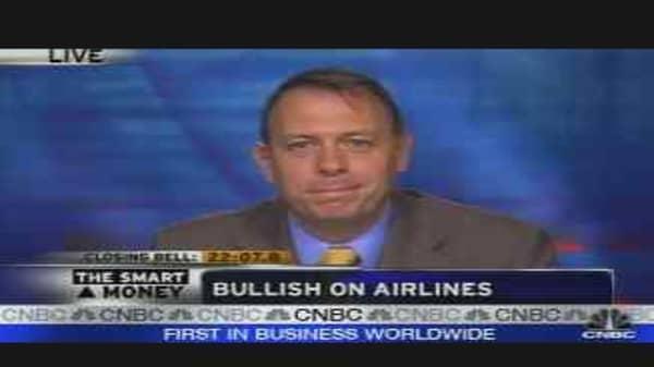 Bullish on Airlines